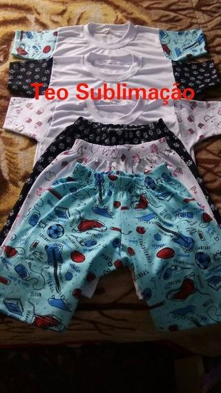 10 Pijamas Para Sublimação