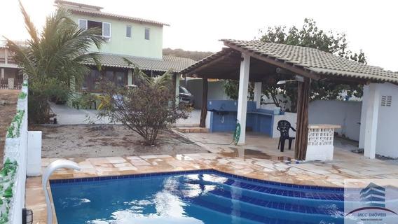 Casa De Praia A Venda Em Barra Do Cunhaú
