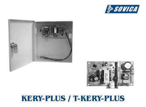 Fuente Kery 12v Para Respaldo De Bateria