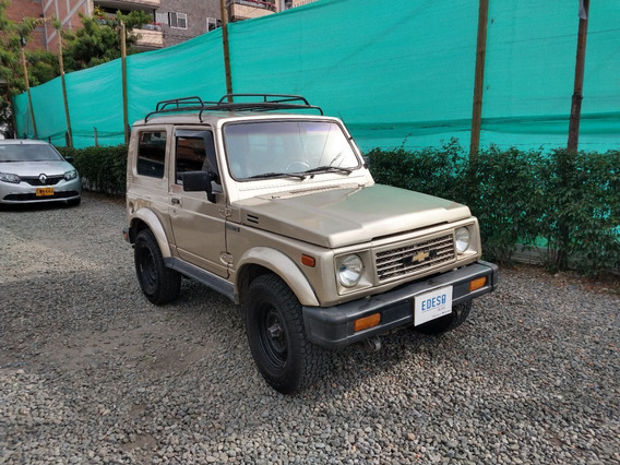 Chevrolet Samurai Hard Top 4x4 1995