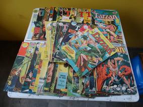 Tarzan Em Cores 2ª Série! Ebal 1972-76! Váriasr$ 35,00 Cada!