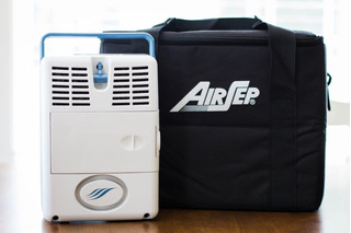 Concentrador De Oxigeno Freestyle 3 Con Bateria Extra