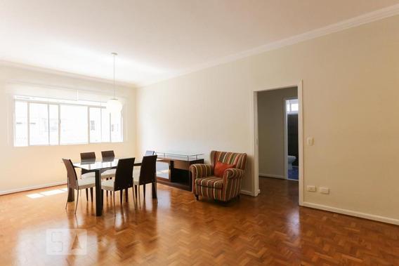 Apartamento No 3º Andar Mobiliado Com 2 Dormitórios E 1 Garagem - Id: 892979627 - 279627