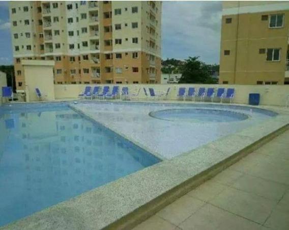 Apartamento Com 3 Dormitórios À Venda Condomínio Gran Village, 70 M² Por R$ 255.000 - Maria Paula - São Gonçalo/rj - Ap0271