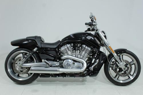 Harley Davidson V Rod Muscle 2015 Preta