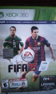 Fifa 15 Original Xbox 360