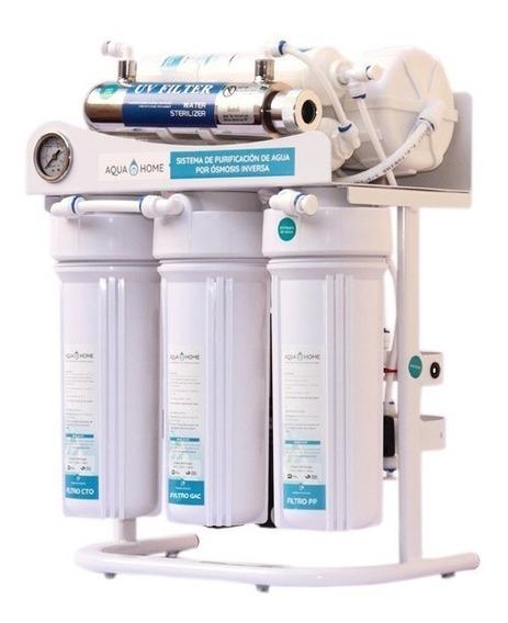Osmosis 7 Estados 1600 L Matrix+vontron+uv+remineralizador!