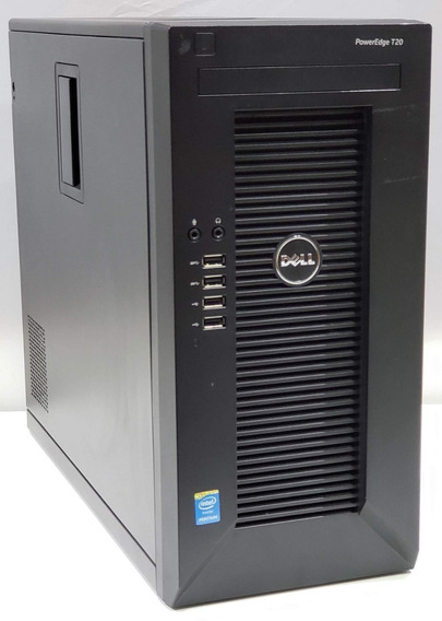 Servidor Dell Poweredge T20 Pentium G3220 3ghz 3mb 4gb Hd500