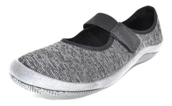 Sapatos Femininos Sapatenis Linha Confort Grafite Dani K