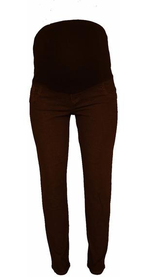 Llevate 2 Pantalónes De Mezclilla Ropa De Maternidad Jeans