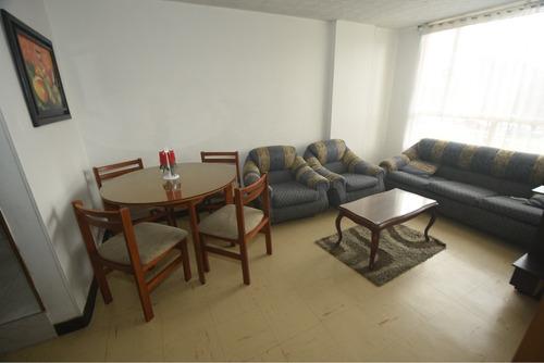 Imagen 1 de 7 de Apartamento 2 Habitaciones Amoblado  Independiente Calle 80