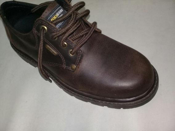 Zapatos Oxigeno New York 100%cuero Talles 41 A 45 Suela Febo
