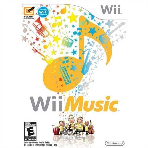 Jogo Wii Music Exclusivo Para Nintendo Wii