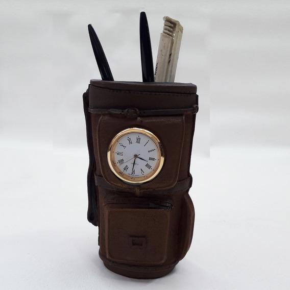 Lapicero Golf Bag Con Reloj Redond (the Original Book Works)