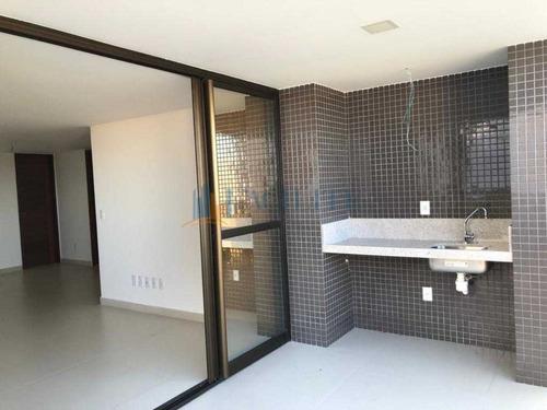 2134 - Apartamento Para Vender No Cabo Branco, João Pessoa, Pb - 23261-12162