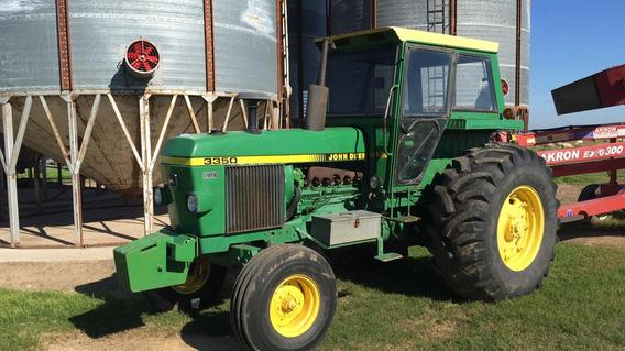 Tractor John Deere 3350. 1989 - Financiamos 3 Años, Tasa 0%