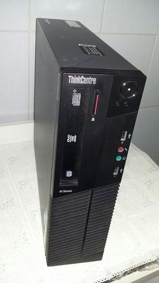 Desktop Lenovo Thinkcentre M92p Core I5 3470 Hd 500gb 8gb