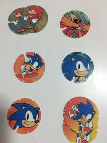 Tazos Sonic