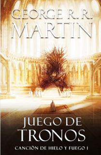 Game Of Thrones 1 - Juego De Tronos 1 Libro Grande