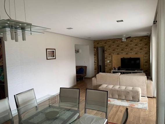 Apartamento Com 3 Dormitórios À Venda, 144 M² Por R$ 954.000 - Alphaville - Santana De Parnaíba/sp - Ap0368