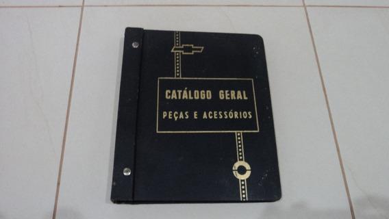 Catalogo Acessórios Chevrolet Brasil C10 E C60 Ac Delco