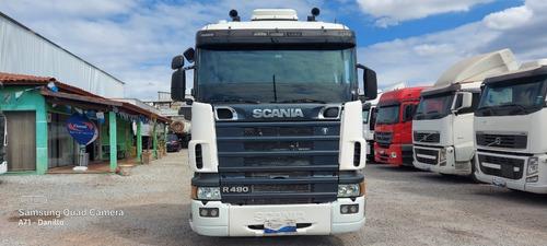 Imagem 1 de 10 de Scania R480 Traçado
