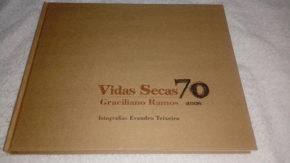 Livro Vidas Secas - Graciliano Ramos - Edição De 70 Anos