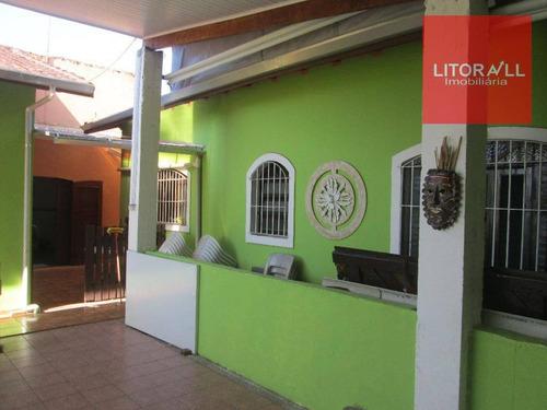 Imagem 1 de 27 de Casa Com 2 Dormitórios À Venda, 137 M² Por R$ 290.000,00 - Balneário Marrocos - Itanhaém/sp - Ca0738
