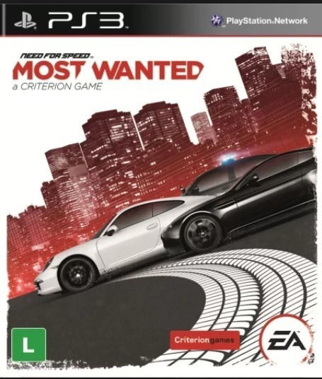 Need For Speed Most Wanted Ps3 Seminovo Imperdivel