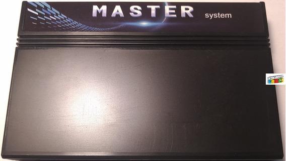 Flashcart Everdrive Sega Master System E Cartão De Jogos