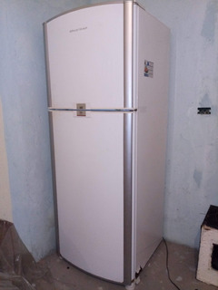Refrigerador Brastemp Ative Bru49 433 Litros Branco
