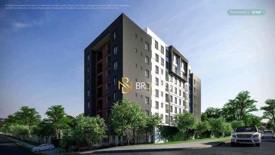 Loft Com 2 Dormitórios À Venda, 64 M² Por R$ 349.900,00 - Tingui - Curitiba/pr - Lf0011