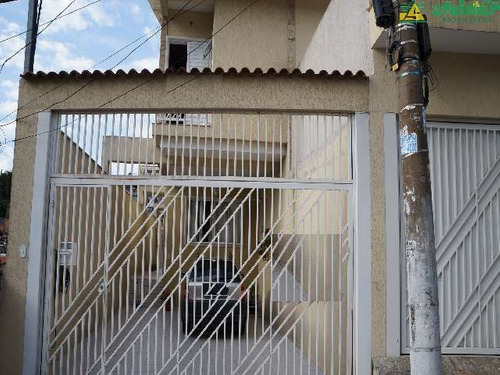 Imagem 1 de 17 de Venda Sobrado 3 Dormitórios Vila Galvão Guarulhos R$ 550.000,00 - 31697v