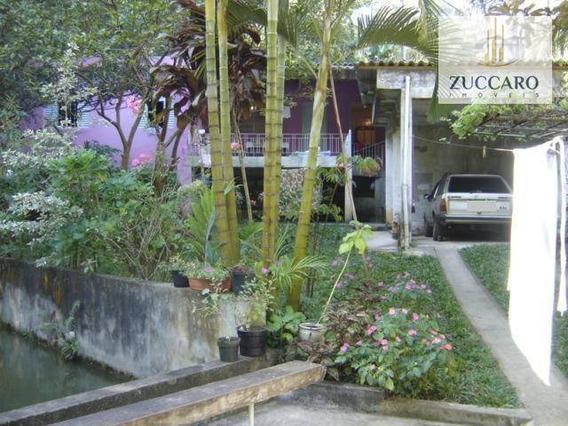 Chácara Urbana À Venda, Recreio São Jorge, Guarulhos. - Ch0041