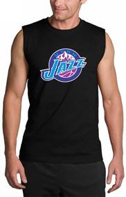 Playeras Sin Mandas Jazz De Utah Nba Talla 2xl