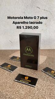 Celular Motorola Moto G7 Plus 64 Gigas