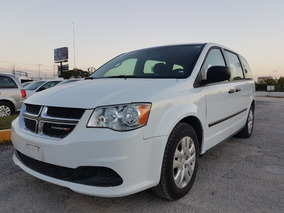 Dodge Grand Caravan 3.7 Se At 2017 Blanco En Puerto Vallarta