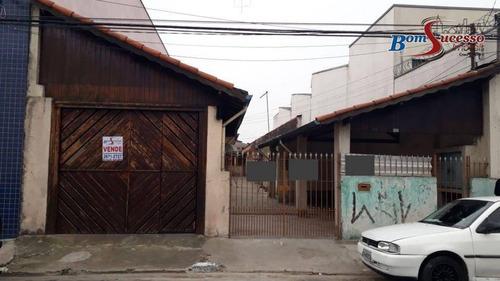 Imagem 1 de 5 de Terreno À Venda, 400 M² Por R$ 800.000,00 - Vila Nova York - São Paulo/sp - Te0310