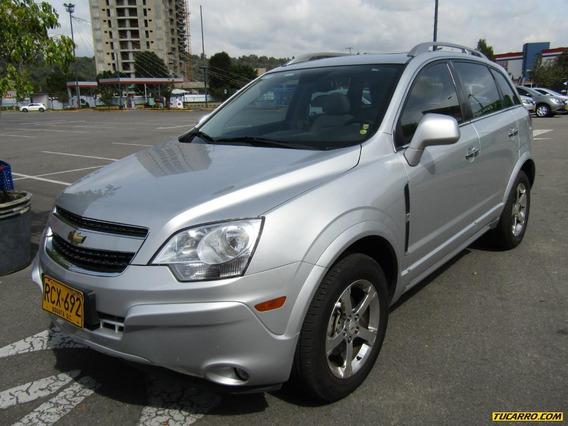 Chevrolet Captiva Sport At 3600cc Aa 4x4 Ct
