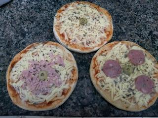 Pizza Pré Assada