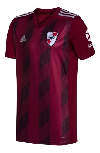 Camiseta Alternativa River Plate adidas 2019 Hombre