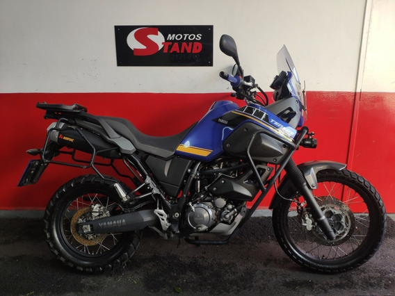 Yamaha Xt 660 Z 660z Tenere Abs 2015 Azul