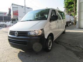 Volkswagen Transporter 2015 10pas Mt Blanco