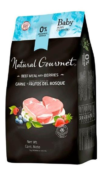 Natural Gourmet Baby 15 Kg - Alimento Para Cachorro - Nuevo Original Sellado