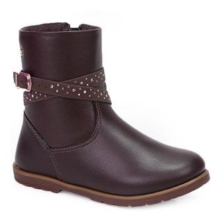 Ankle Boots Infantil Pampili Rubi