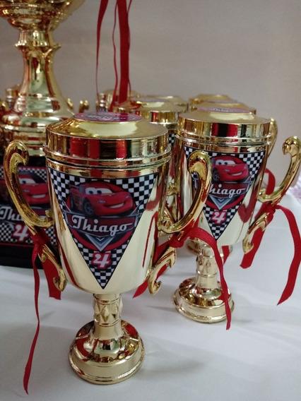 Copa Piston Cars Trofeo Premio Souvenir 12cm