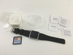 Apple iPod Nano 6 Gray - Sem Detalhes + Pulseira