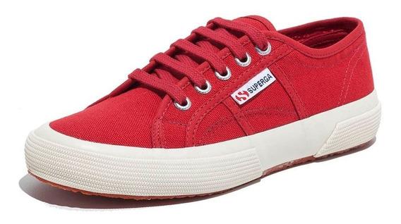 Superga 2750 Red Tam 43 Br