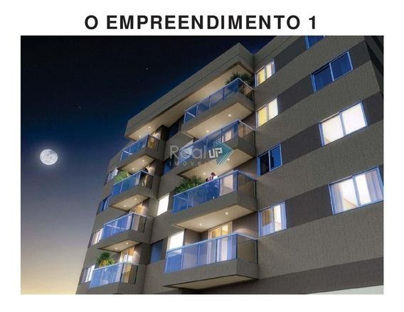 Apartamento Com 2 Quartos Para Comprar No Catete Em Rio De Janeiro/rj - 17871