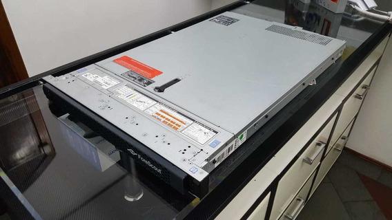 Servidor Dell R640 Forescout 2 X Sas 300 24gb Xeon Silver 8c